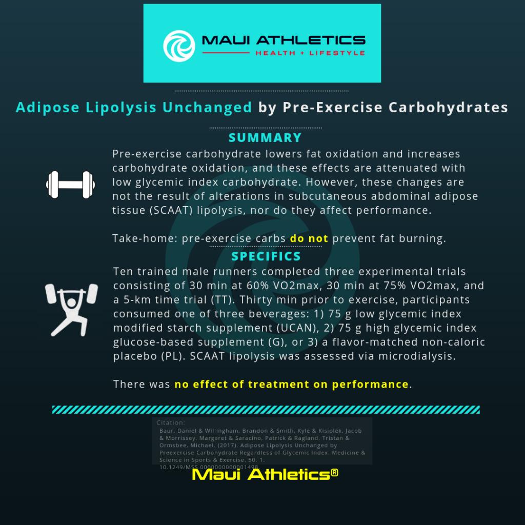 Entrenador personal online carbohidratos