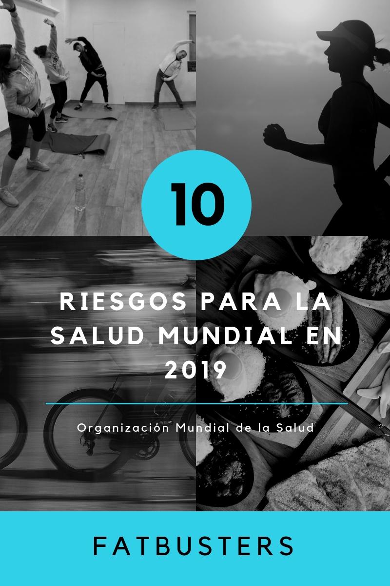 10 riesgos para la salud entrenador personal palma de Mallorca