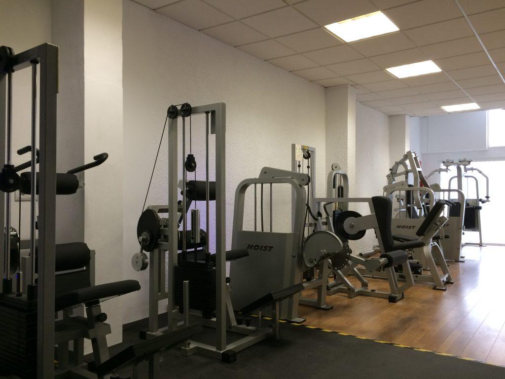 Fatbusters centro de entrenamiento personal