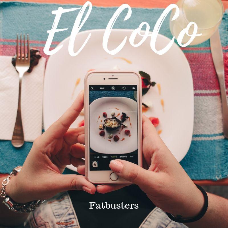 El Coco app alimentación