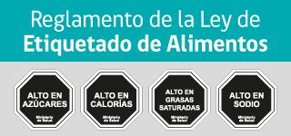 Reglamento etiquetado Chile